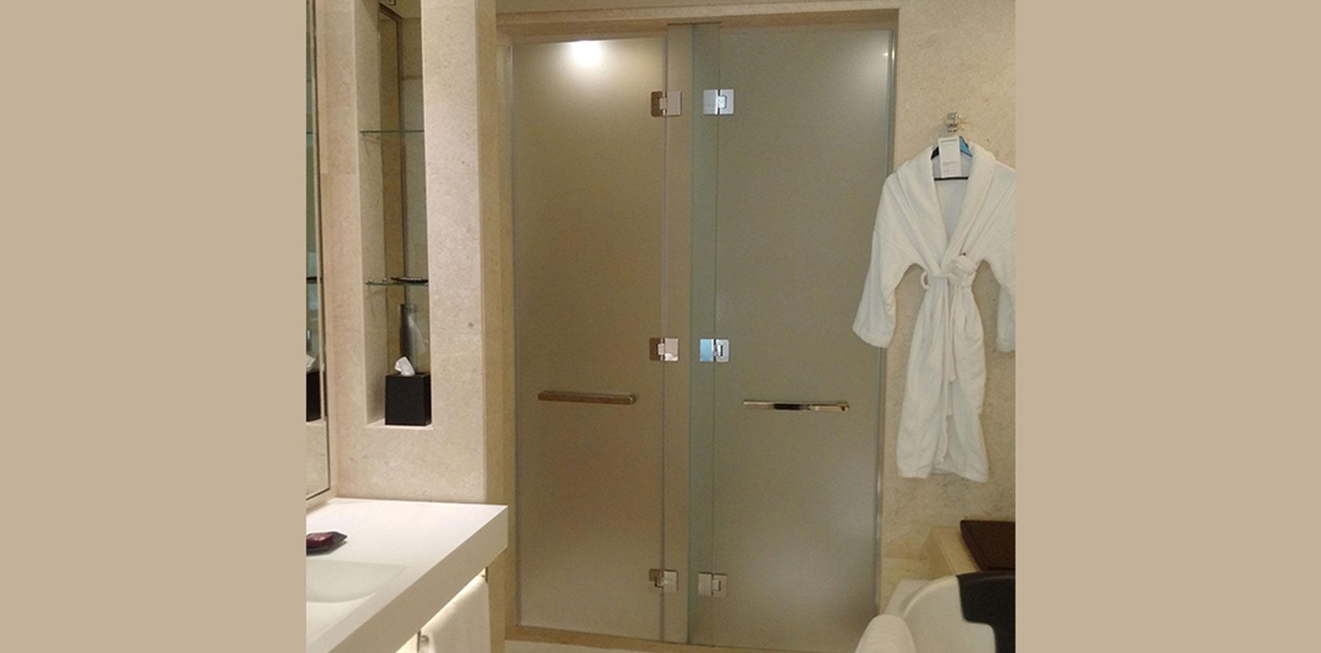 Glass Shower Enclosure For Home Professional Use Joseph