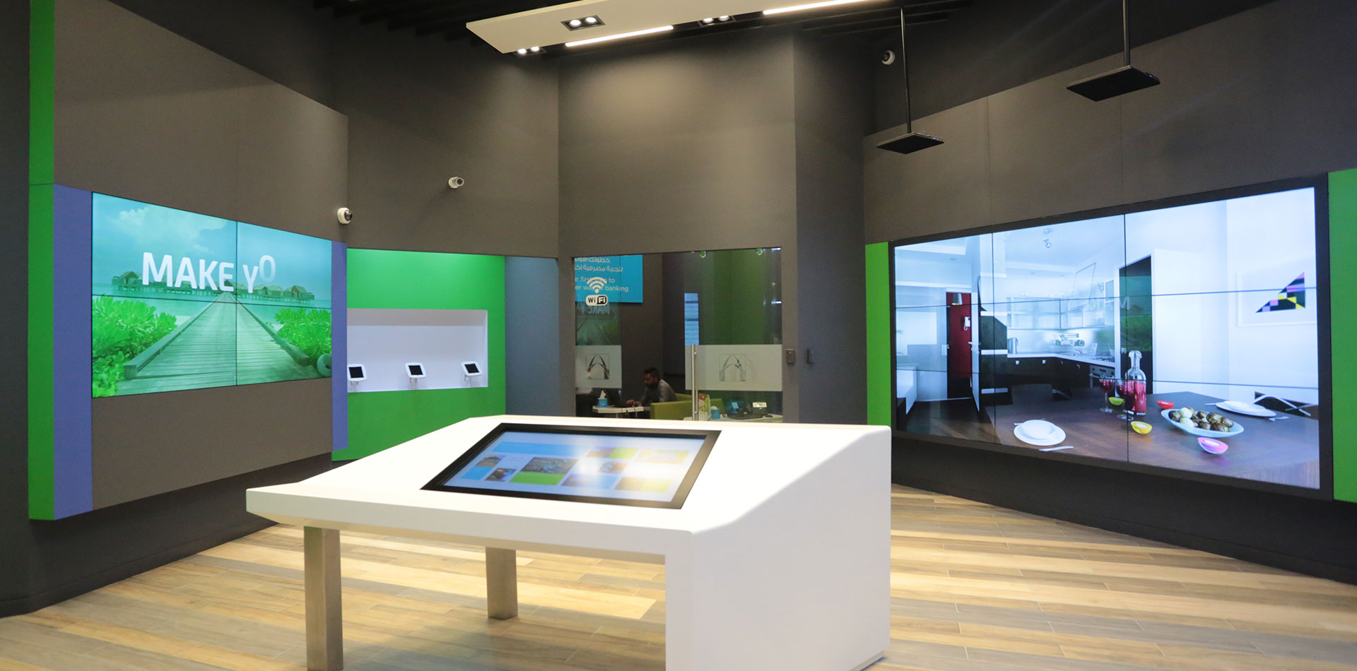 Video Walls make your Brand Stand out from the Crowd