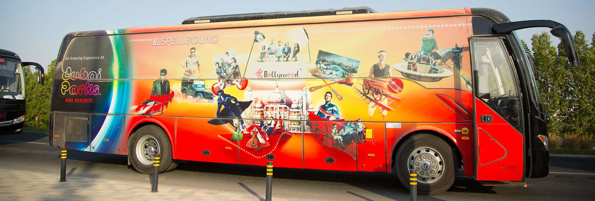 Vehicle branding image of Bus